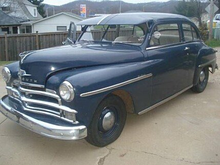 1950 Plymouth Deluxe for sale 100838693
