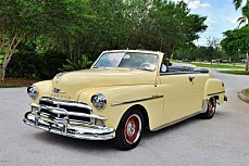 1950 Plymouth Deluxe for sale 100883070