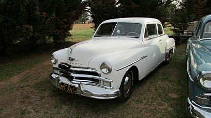 1950 Plymouth Other Plymouth Models for sale 100848968