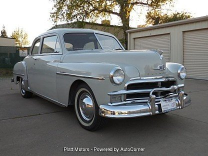 1950 Plymouth Special Deluxe for sale 100752734