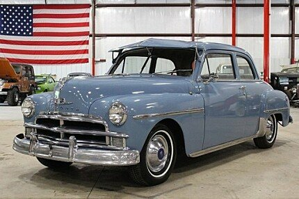 1950 Plymouth Special Deluxe for sale 100811625