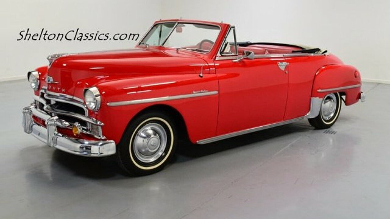 1950 Plymouth Special Deluxe for sale 100974834