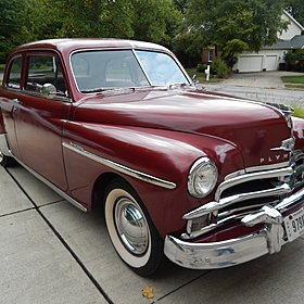 1950 Plymouth Special Deluxe for sale 100904684