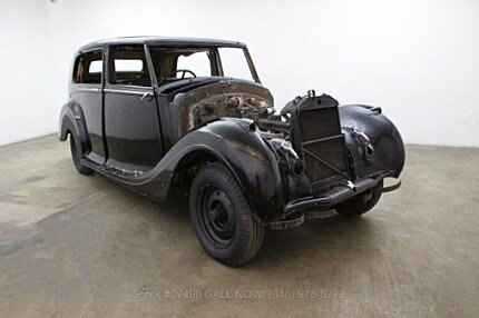 1950 Rolls-Royce Silver Wraith for sale 100806187
