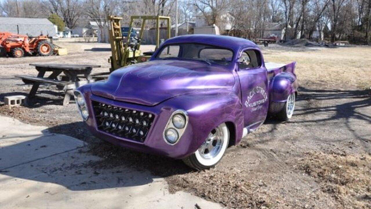 1950 Studebaker Custom for sale near Cadillac, Michigan 49601 ...