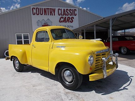 1950 Studebaker Pickup for sale 100775454