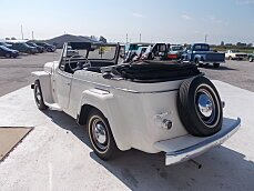 1950 Willys Jeepster for sale 100790672
