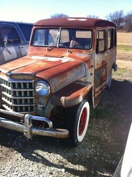 1950 Willys Jeepster for sale 100823510
