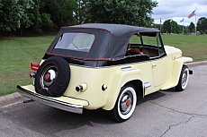 1950 Willys Jeepster for sale 100990158