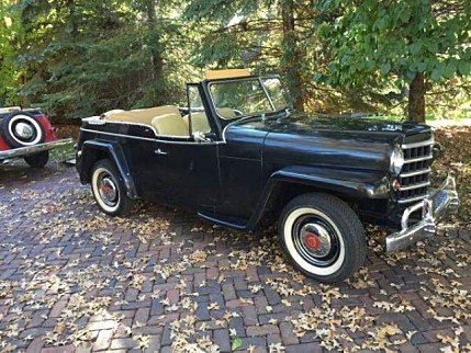 1950 Willys Jeepster for sale 100866096