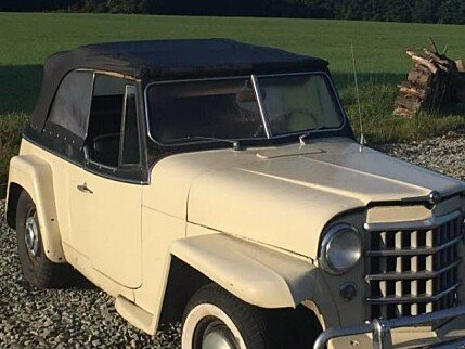 1950 Willys Jeepster for sale 100915981