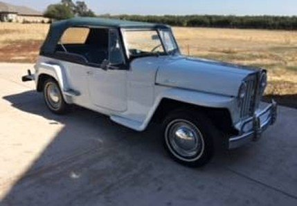 1950 Willys Jeepster for sale 100968135