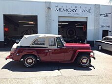 1950 Willys Jeepster for sale 101005512