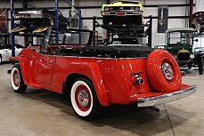 1950 Willys Jeepster for sale 101036171