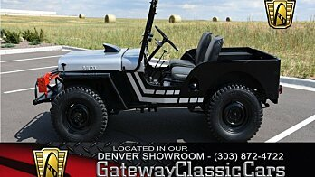 1950 Willys Other Willys Models for sale 100885466