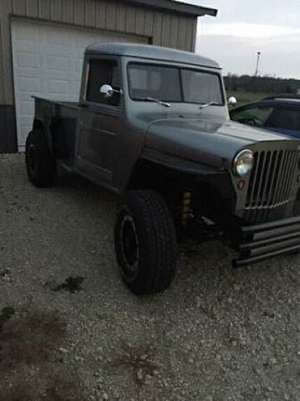 1950 Willys Other Willys Models for sale 100866107