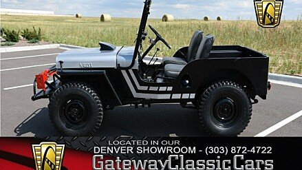 1950 Willys Other Willys Models for sale 100963850