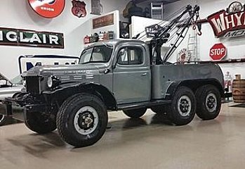 1950 dodge Power Wagon for sale 100823553