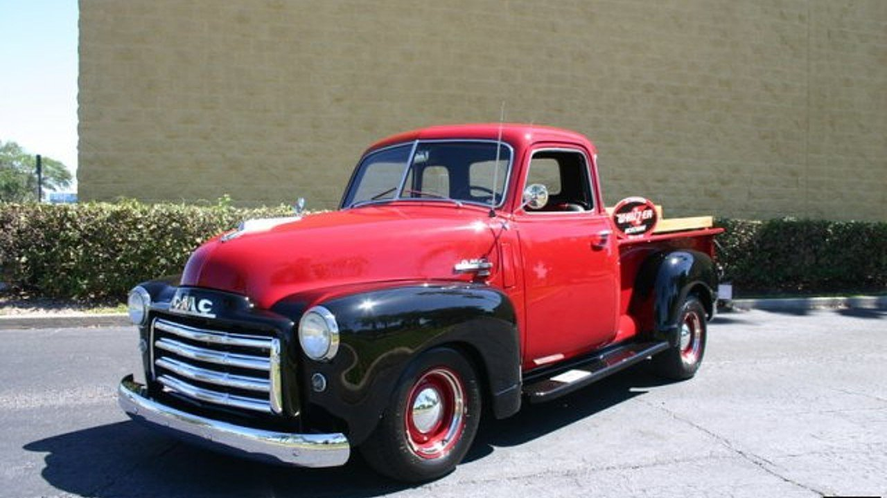 1950 gmc pickup for sale near orlando florida 32837 classics on autotrader. Black Bedroom Furniture Sets. Home Design Ideas