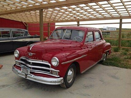 1950 plymouth Deluxe for sale 100908145