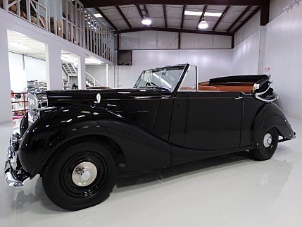 1951 Bentley Mark VI for sale 100744580