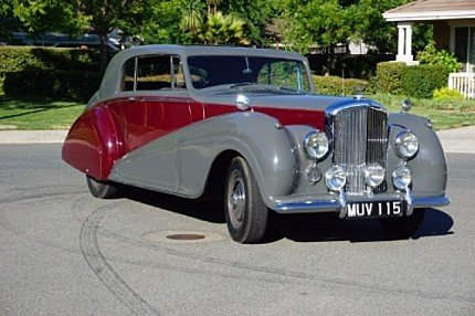 1951 Bentley Mark VI for sale 100880893