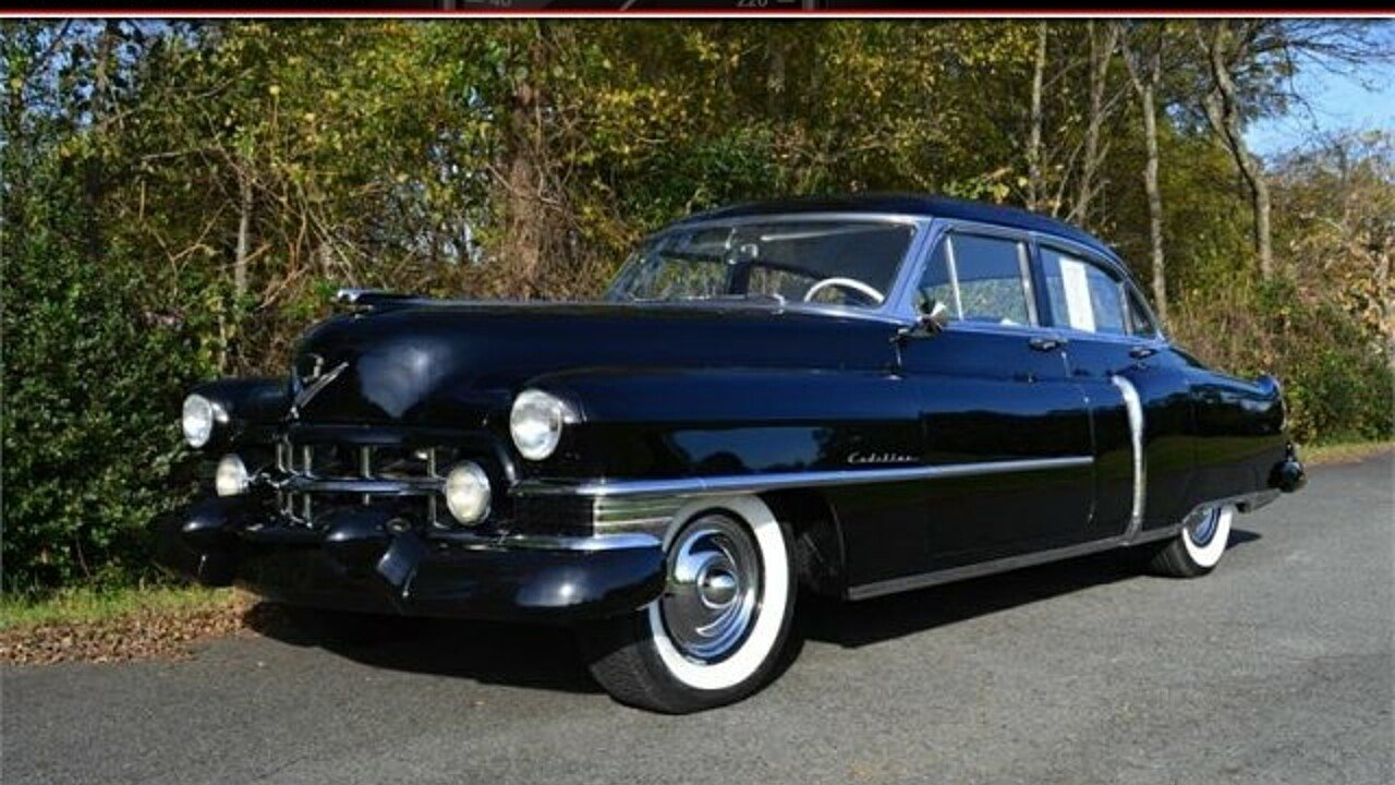 1951 Cadillac De Ville for sale 100925314