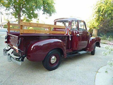1951 Chevrolet 3100 for sale 100748290