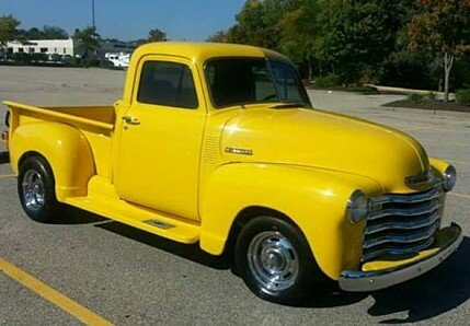 1951 Chevrolet 3100 for sale 100792207