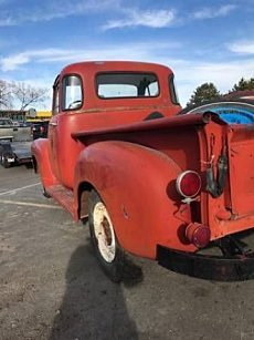 1951 Chevrolet 3100 for sale 100856205