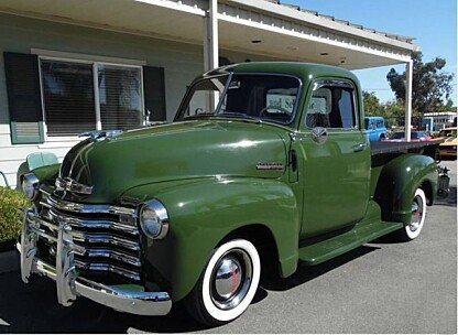 1951 Chevrolet 3100 for sale 100917427