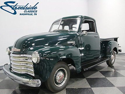 1951 Chevrolet 3100 for sale 100924929
