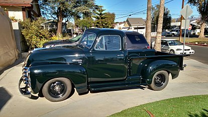 1951 Chevrolet 3100 for sale 100953511