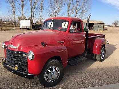 1951 Chevrolet 3100 for sale 100982542