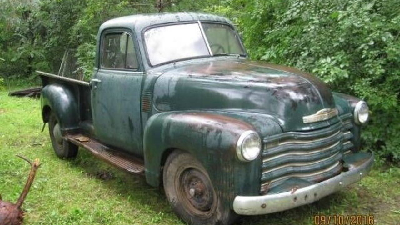 1951 Chevrolet 3600 for sale 100823981