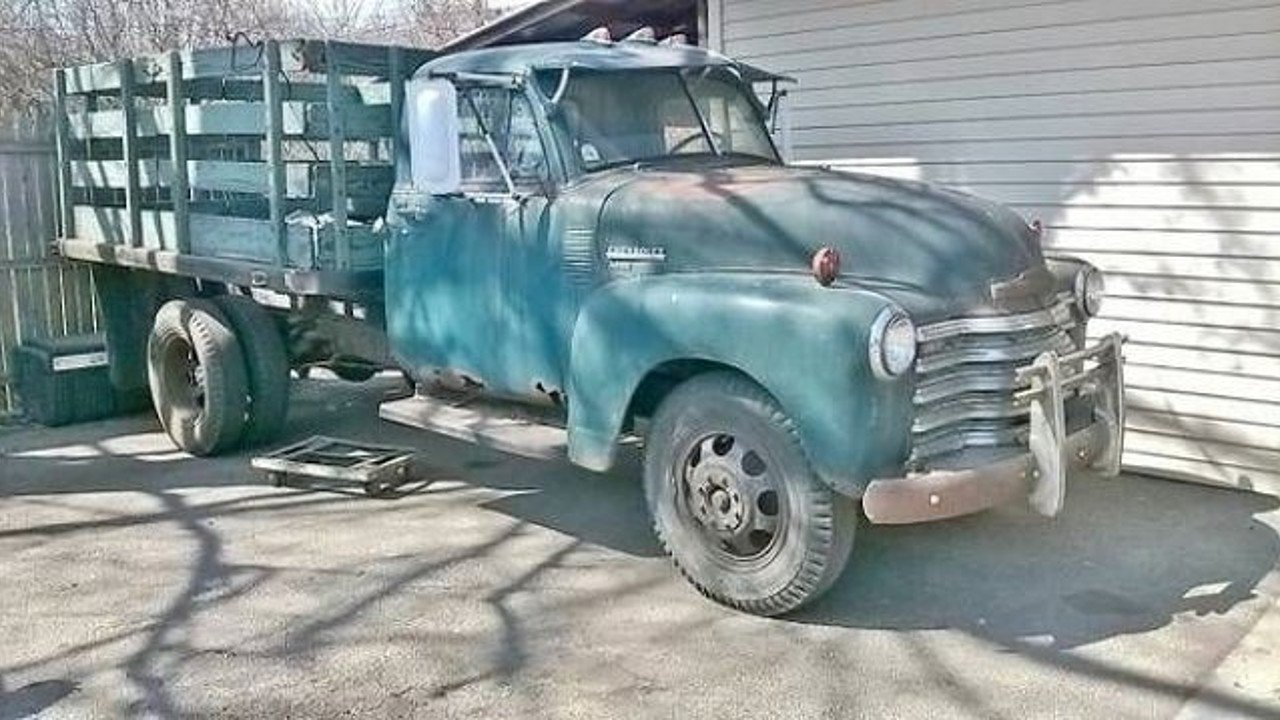 1951 Chevrolet 3800 for sale 100823735