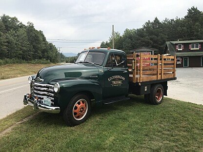 1951 Chevrolet 3800 for sale 101022885