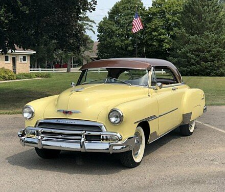 1951 Chevrolet Bel Air for sale 101012056