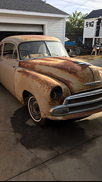 1951 Chevrolet Bel Air for sale 101021837