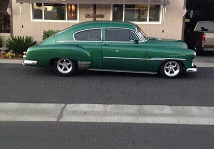 1951 Chevrolet Custom for sale 100793822