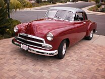 1951 Chevrolet Custom for sale 101024472