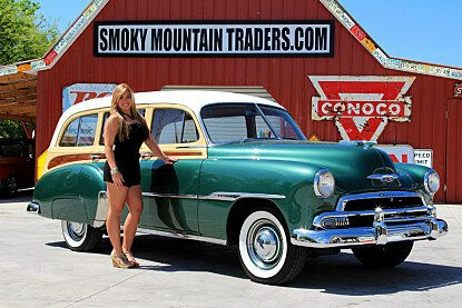1951 Chevrolet Deluxe for sale 100741915