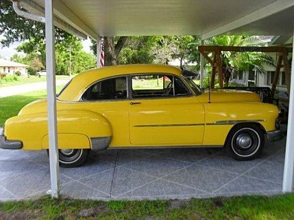 1951 Chevrolet Deluxe for sale 100802445