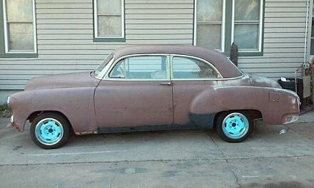 1951 Chevrolet Deluxe for sale 100812531