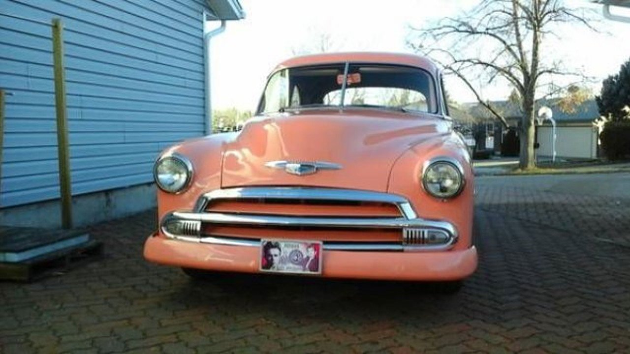 1951 Chevrolet Deluxe for sale near Cadillac, Michigan 49601 ...