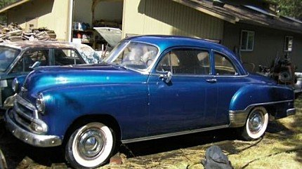 1951 Chevrolet Deluxe for sale 100837694
