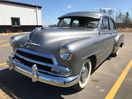 1951 Chevrolet Deluxe for sale 100983380