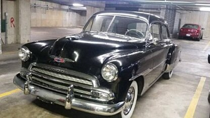 1951 Chevrolet Deluxe for sale 100993589