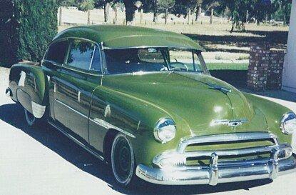 1951 Chevrolet Fleetline for sale 100731245