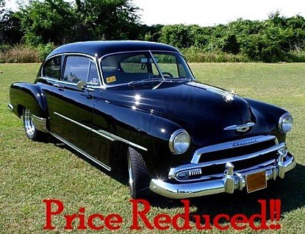 1951 Chevrolet Fleetline for sale 100831499